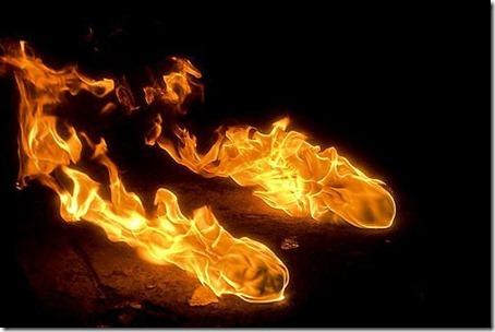 As bolas de fogo do rio Mekong | TVRSUL