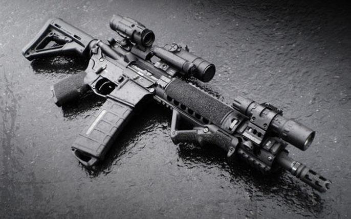 Dez incríveis usos pacíficos para armas