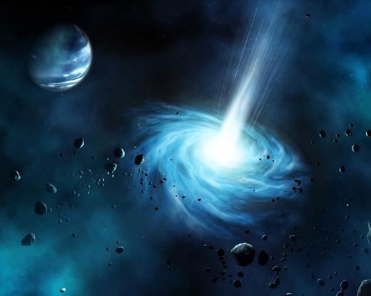 O início do Universo teria sido um ambiente melhor para a vida evoluir?