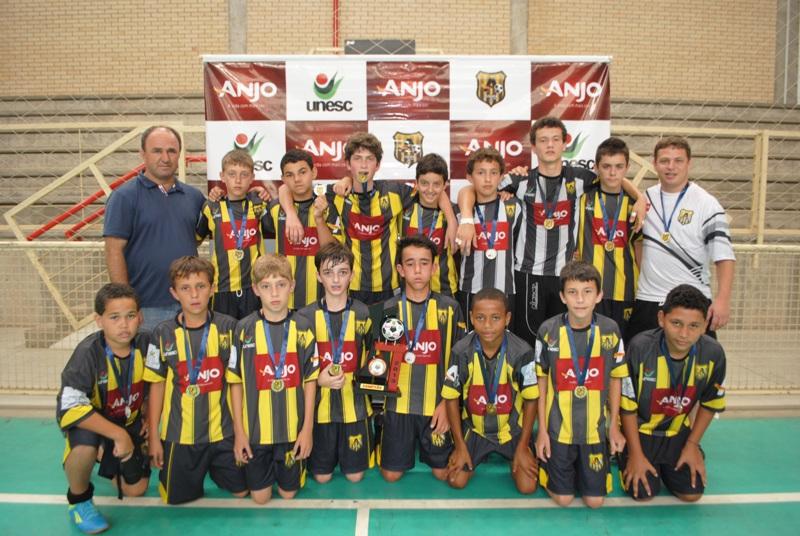 Morro da Fumaça conquista títulos na Copa Anjos do Futsal