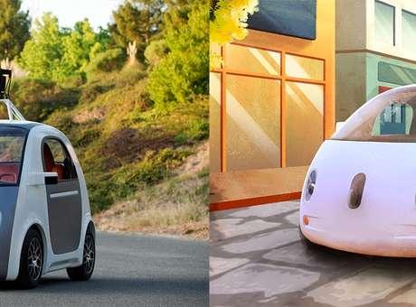 Google vai virar montadora e fabricar carro que dirige sozinho
