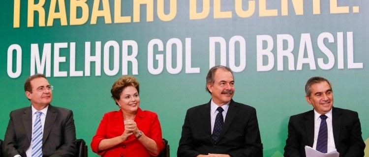 Governo lança Compromisso por Trabalho Decente na Copa