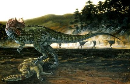 Achado reforça descoberta de dinossauro carnívoro raro na Europa