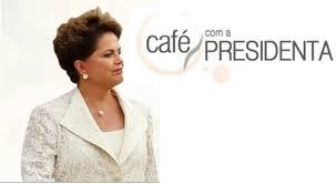 """Café com a Presidenta: """"Brasil provou que é possível manter a estabilidade"""", diz Dilma"""