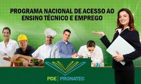 Pronatec oferece mais de 200 opções de cursos técnicos