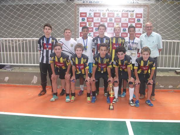 Futsal movimenta Morro da Fumaça