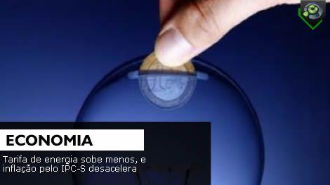 ECONOMIA – Habitação teve maior peso em desaceleração do IPC-S