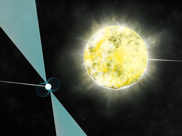 Cientistas detectam estrela que pode ser diamante do tamanho da Terra