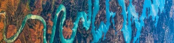 Conheça os rios que são coloridos