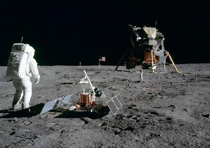 Chegada do homem à Lua completa 45 anos