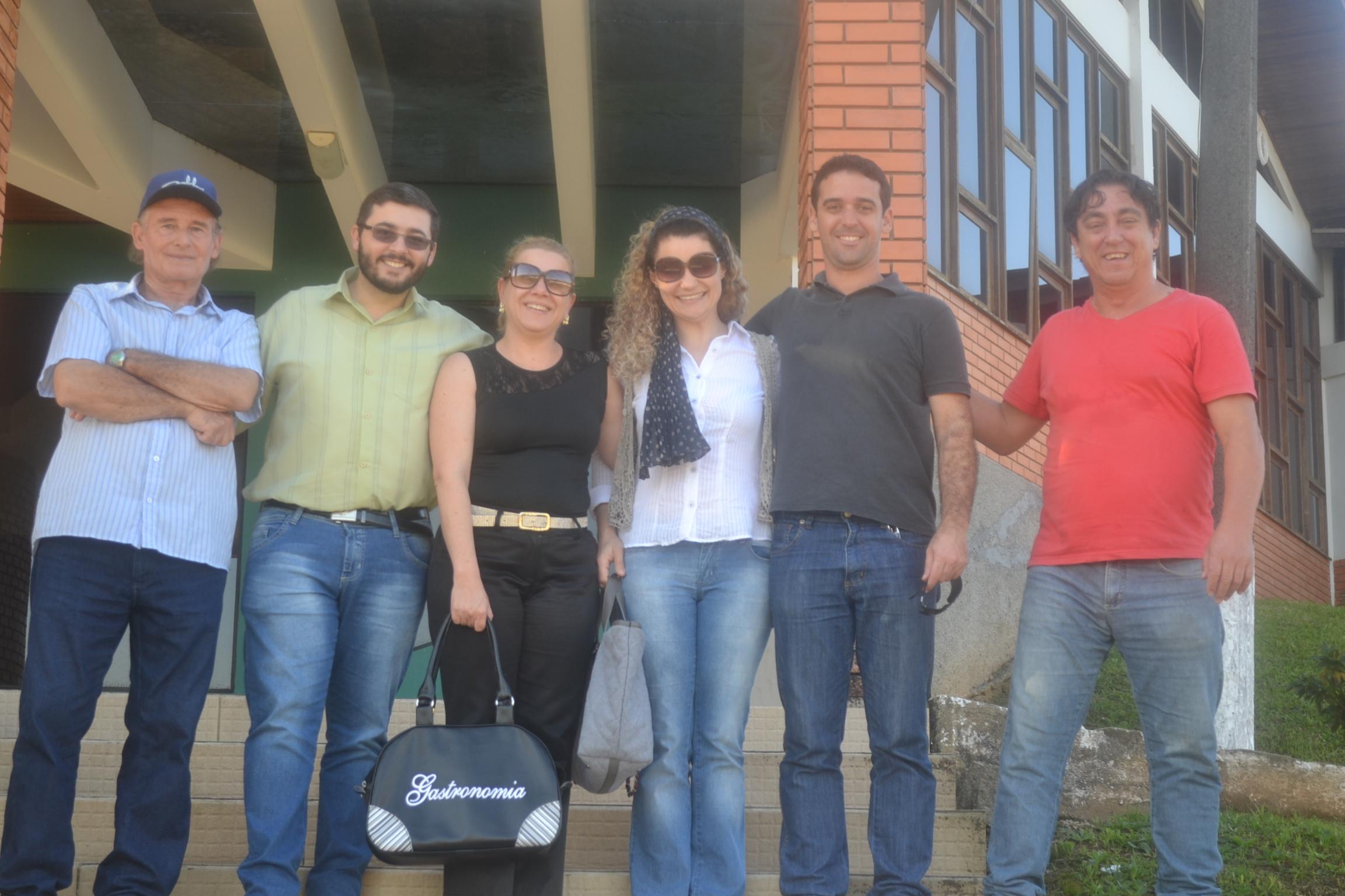 COOPERE – Chefs de gastronomia da Unisul preparam pratos especiais para evento em Morro da Fumaça
