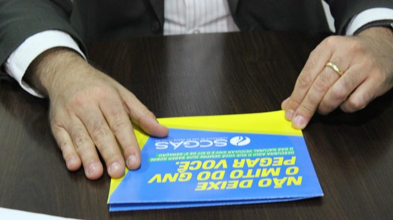 GNV está mais barato em Santa Catarina