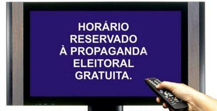 POLÍTICA – Horário eleitoral no rádio e na TV começa nesta terça-feira