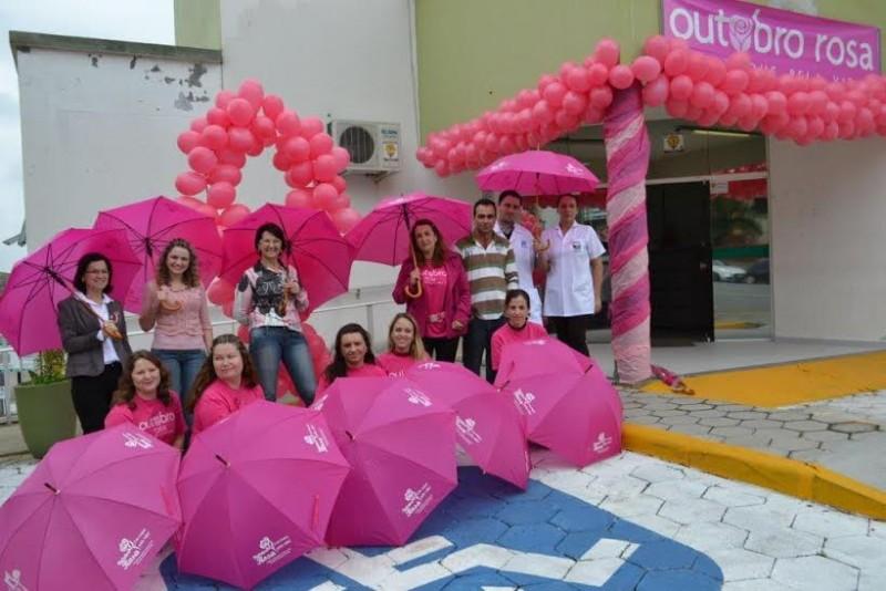 Amado CAMPANHA – Cocal do Sul se prepara para o Outubro Rosa   TVRSUL JQ47