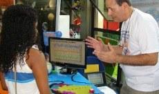 Observatório Nacional leva experimentos ao Parque Madureira (RJ)
