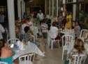 Voluntários que trabalharam no natal recebem jantar de confraternização