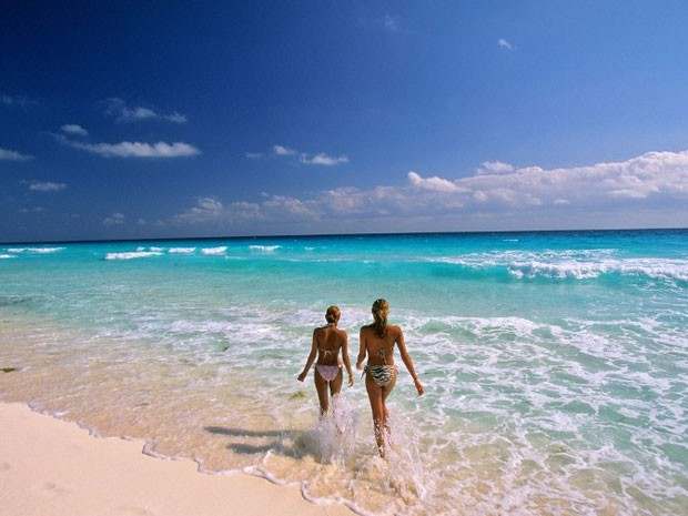 Cancún muda fuso horário para aumentar competitividade turística