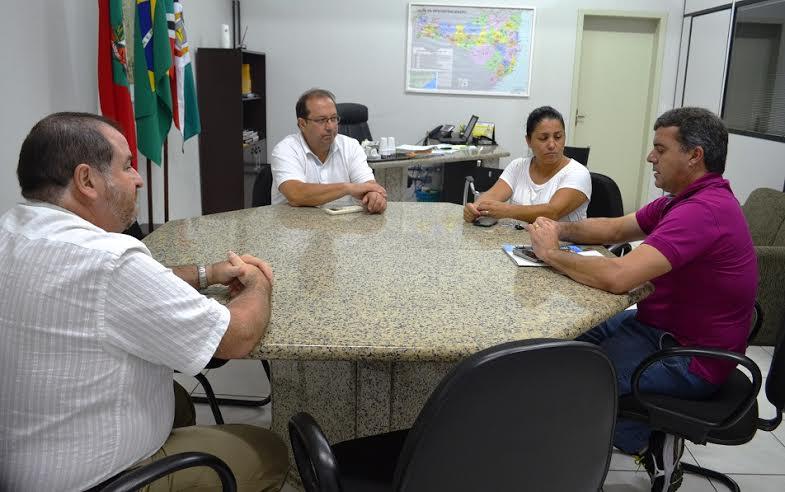 Renovação do contrato do Diomício Freitas será discutida com o governador Raimundo Colombo