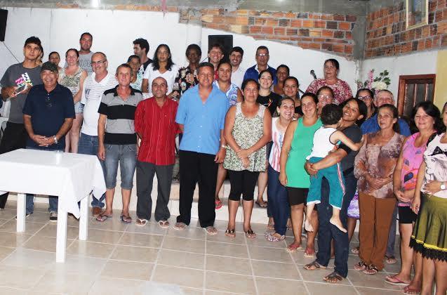 Associação do Loteamento Coral elege nova diretoria