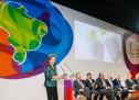 """""""Vamos mostrar o que o Brasil tem de melhor,"""" afirma Dilma"""