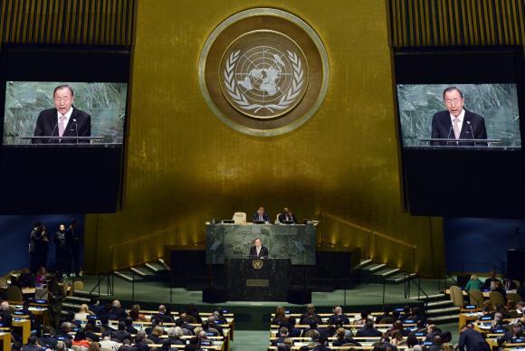 Todos os países da ONU adotam a Agenda 2030 para o Desenvolvimento Sustentável