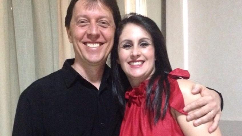 Aniversario de casamento Renato e Terezinha