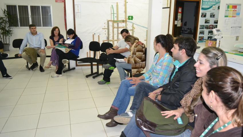 Conselho local de saúde discute melhorias para o ESF do Bairro Naspolini