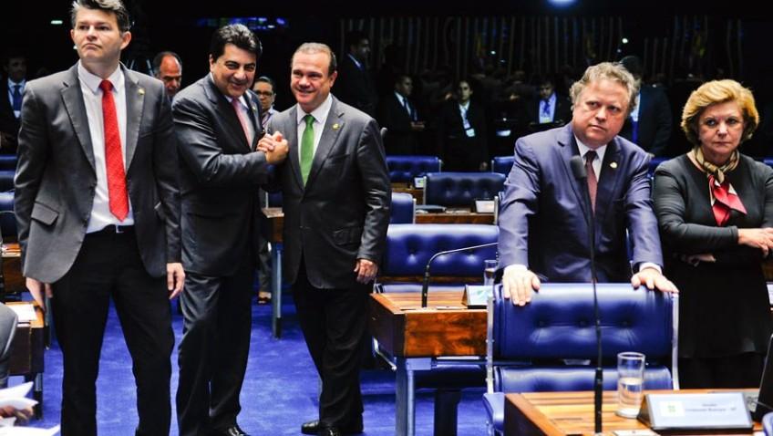 Senado autoriza repasse de verbas federais aos estados para fomentar exportações