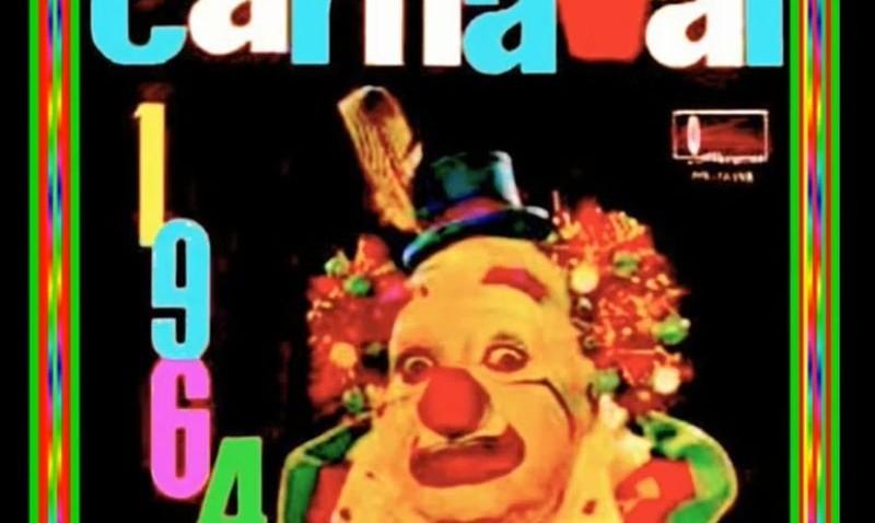 VÍDEO: Lembra do Pau no Burro, hit do Carnaval 1964?