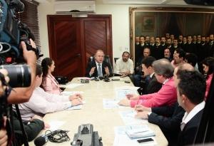 Merisio anuncia medidas para redução e maior controle dos gastos da Alesc