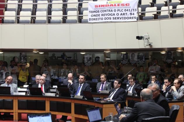 Projeto da Previdência é aprovado na Assembleia Legislativa
