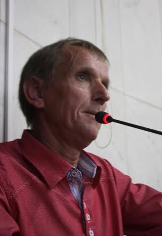 Calita é eleito presidente do Legislativo fumacense