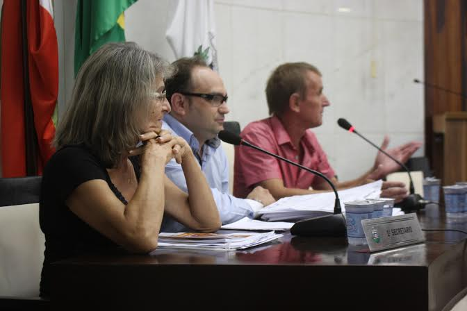 Vereadores escolhem Comissões Permanentes