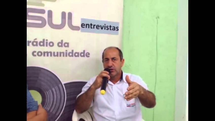 MFSUL Entrevistas – José Graciano de Souza, gerente do Supermercado Pellegrin (20/11/2015)