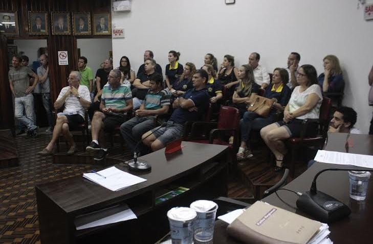 As ações na Cosip, os problemas de Segurança publica e os desafios e conflitos do conselho tutelar foi pauta da ultima sessão na câmara de Morro da Fumaça