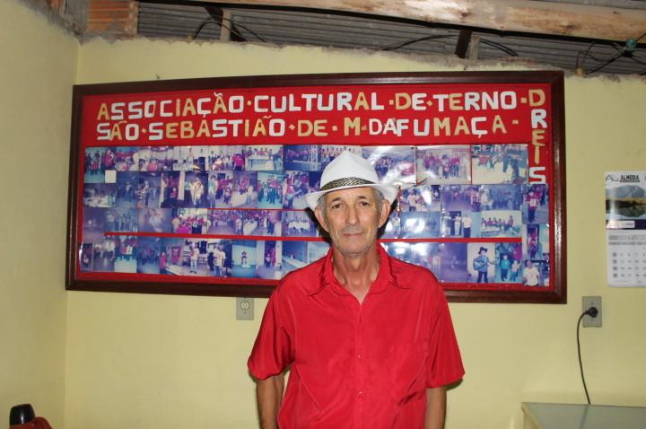 TERNO DE REIS: Irmãos Campos e amigos