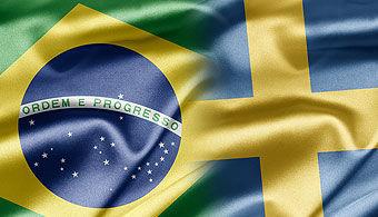 Suécia e Brasil impulsionam parcerias em pesquisa