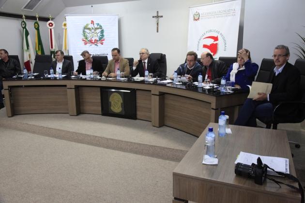 Joinville abre o ciclo de audiências do Orçamento Regionalizado