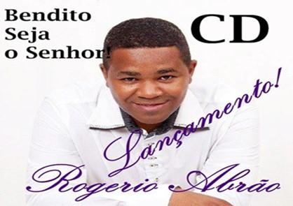 CD Lançamento: Rogério Abrão