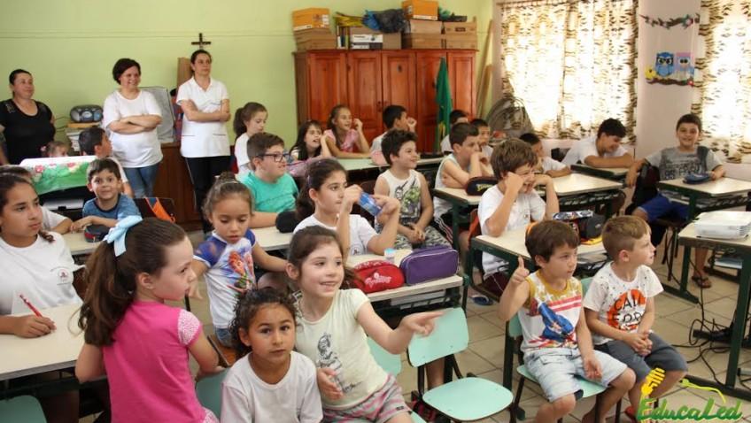 Cermoful inicia projeto que vai conscientizar mais de 2 mil crianças