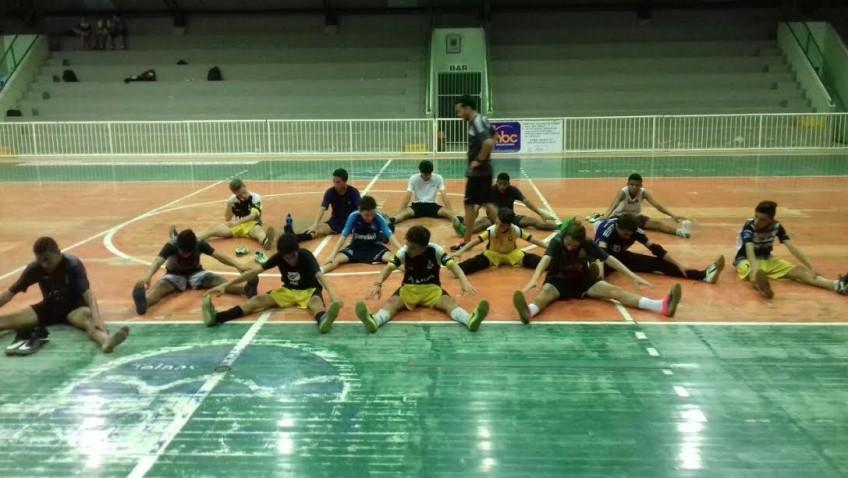 Após cinco anos Morro da Fumaça volta a participar com equipes nos Campeonatos Estaduais de Futsal