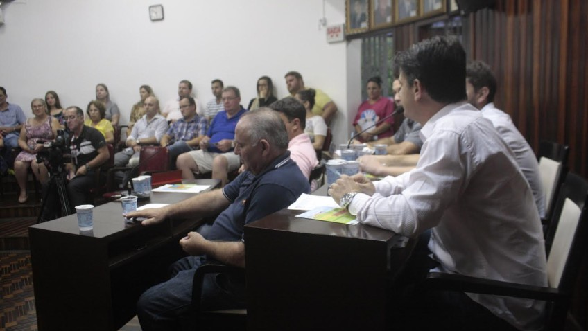 Vereadores aprovam projeto que permite que Administração interceda obra do cemitério de Estação Cocal