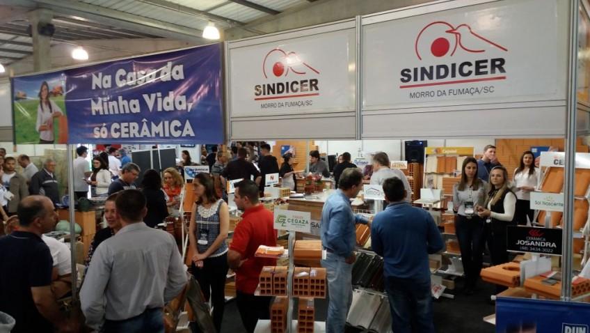 Enc: Sindicer leva qualidade da cerâmica vermelha para a Feira Construsul