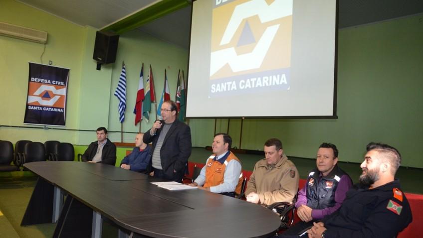II Seminário Regional da Defesa Civil reúne gestores municipais em Criciúma