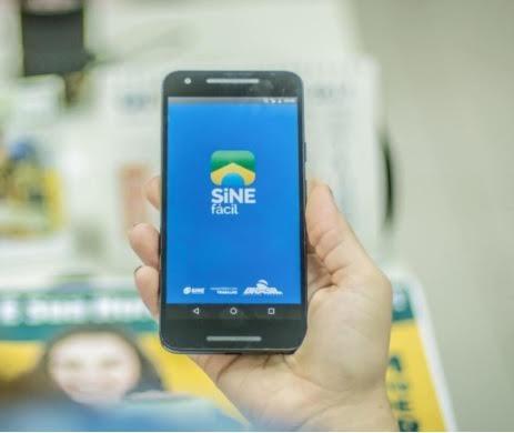 Aplicativo permite que trabalhadores de Morro da Fumaça busquem vagas do SINE sem sair de casa