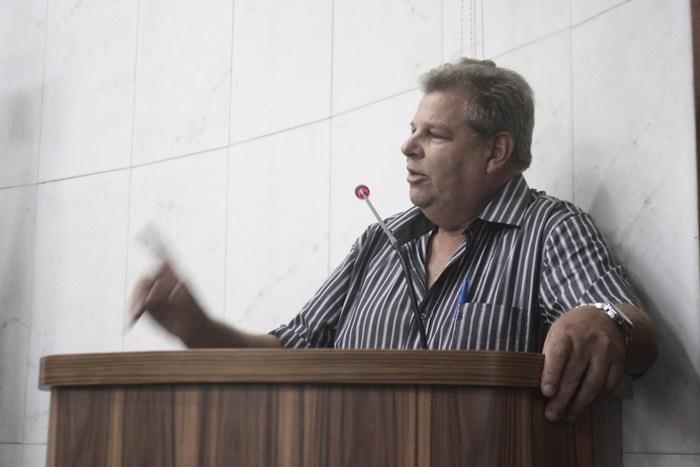 Vereador sugere que Município faça cessão de uso de imóvel da Ferrovia Tereza Cristina