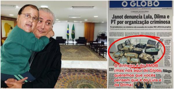 Internautas desmascaram Globo [de novo]
