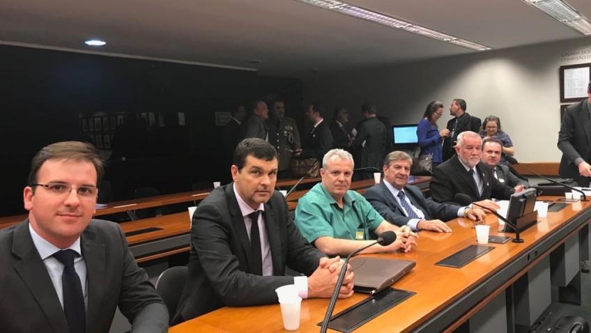 Prefeito e vice retornam de Brasília com recursos assegurados para Morro da Fumaça