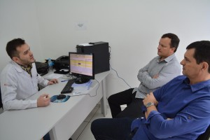 Noi e Robinho em visita nas unidades de saúde (3)