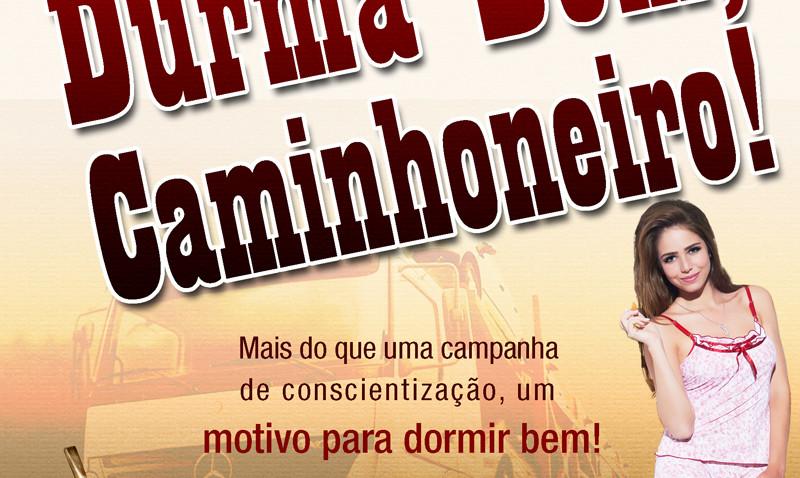 PARADOR DURMA BEM CAMINHONEIRO JÁ É REALIDADE NO SUL DE SANTA CATARINA